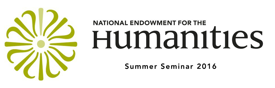 NEH Summer Seminars