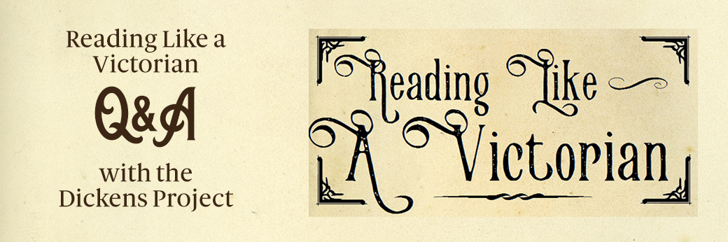 Reading Like a Victorian logo
