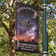 2017 Dickens Universe street banner